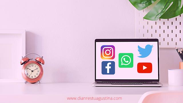 Tips Penggunaan Media Sosial Pada Anak