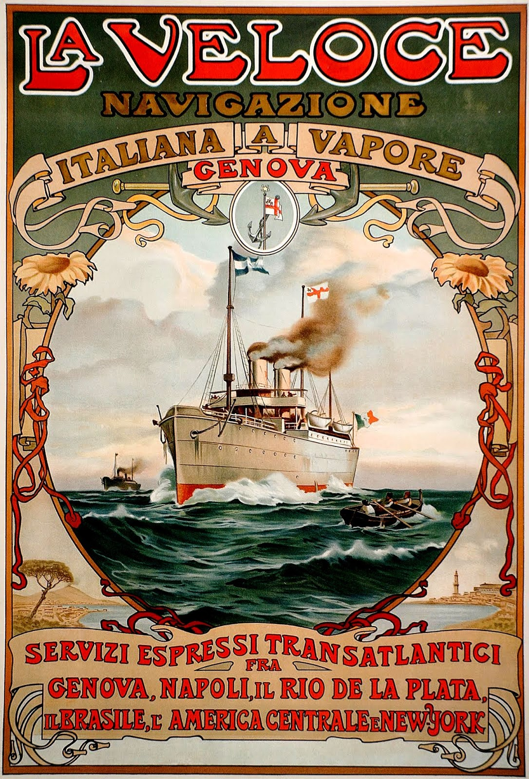 Art Amp Artists Maritime Posters Part 1