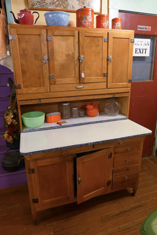 Apartment Size Hoosier Cabinet The Wildwood Flower Hoosiers