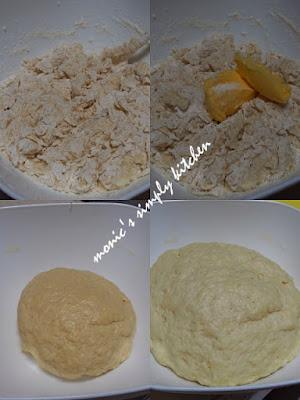 cara membuat bakpia basah