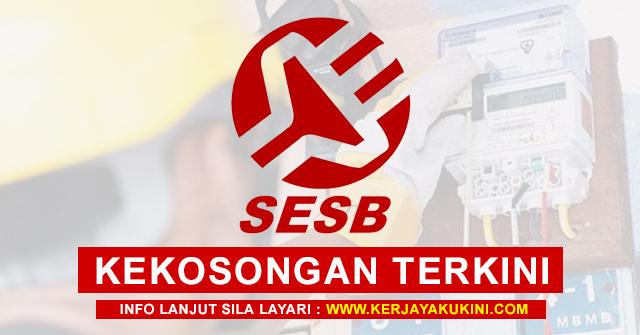 Sabah Electricity Sdn Bhd Buka Pengambilan Kekosongan Jawatan Terkini ~ Mohon Sekarang!
