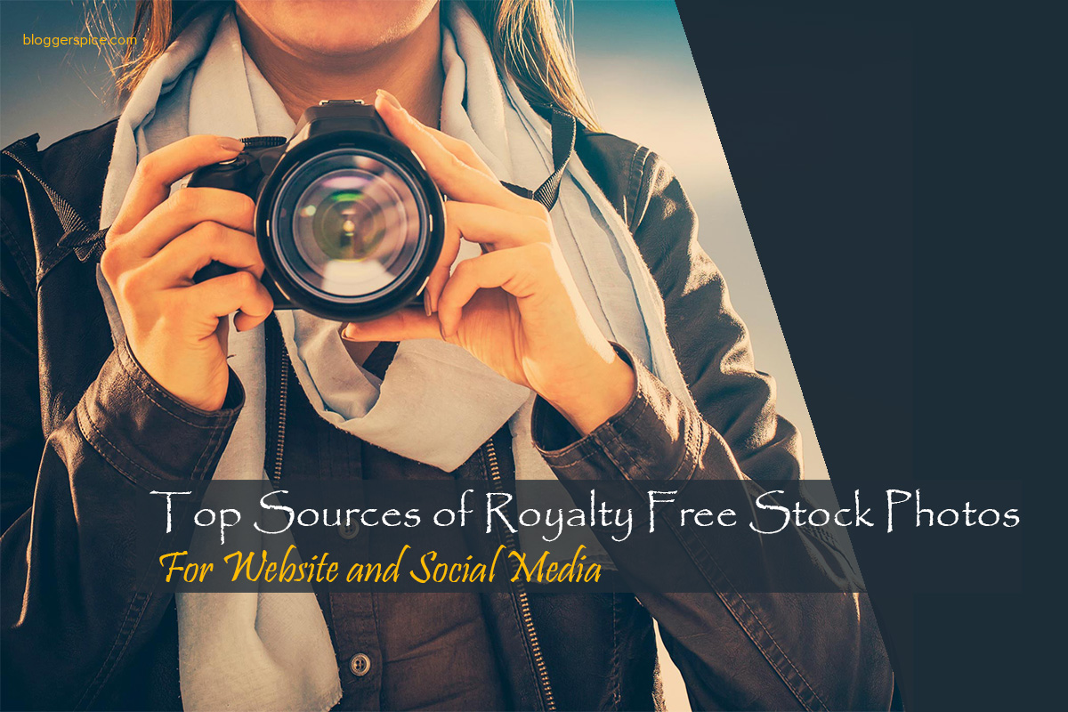 Free Image Sources For Your Blog and Social Media Posts