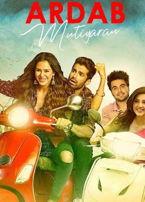 Ardab Mutiyaran 2019 Punjabi 720p WEB-DL 1GB