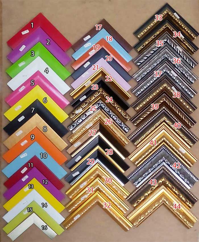 Jual Frame Foto Minimalis Ukir Untuk Pernikahan ...