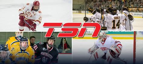 Vipersdiehardfan Blog Ncaa Hockey Tsn Broadcast Schedule