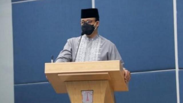 DKI Jakarta Kembali ke PSBB