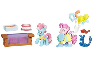 MLP Friendship is Magic Collection Pinkie Pie Wave Small Story Packs