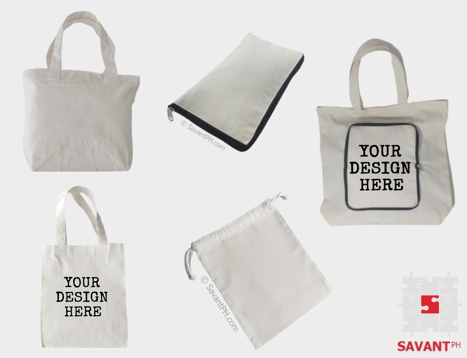 Promotional Canvas Shopping Bags Philippines