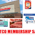 Costco Membership Sale!! 1 Year Costco Gold Star Membership $60 + Get Back a $20 Costco Gift Card, Free Tub of  Kirkland Laundry Pacs ($17.99 Value), Free Pack of Kirkland Paper Towels ($15.99 Value), $10 off Fresh Meat Coupon and $25 off $250 Coupon