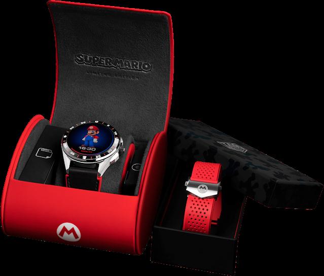 Smartwatch Super Mario