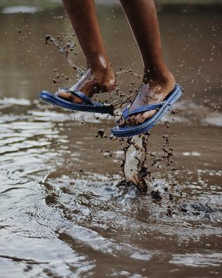 efek samping menggunakan sandal jepit