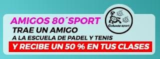 Clases Padel y Tenis a Mitad de Precio