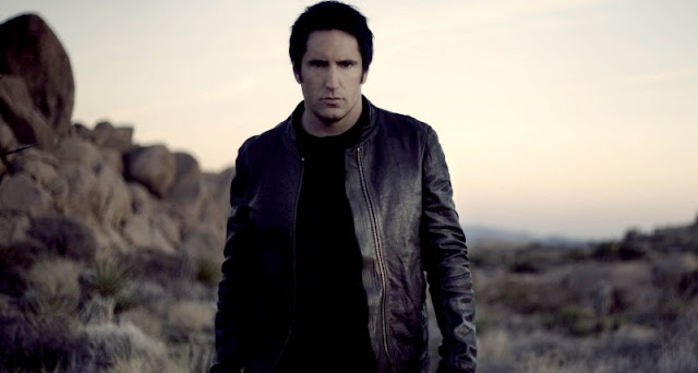 Trent Reznor Nine Inch Nails 2013