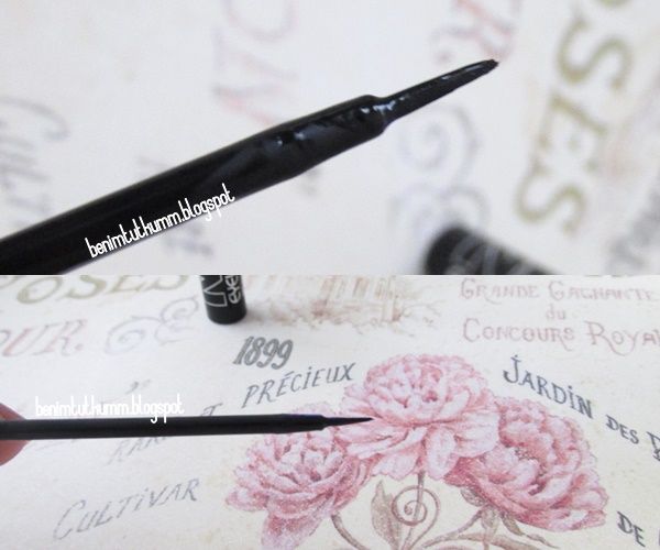 NYC Liquid Eyeliner - 887 Black /Noir