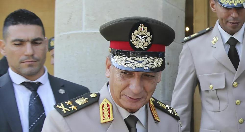 الجيش المصري يهدد كل من تسول له نفسه المساس بأمن البلاد