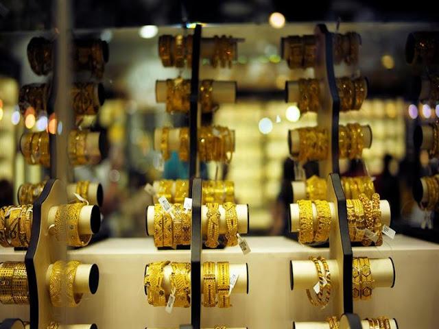 أسعار الذهب فى الجزائر وسعر غرام الذهب اليوم فى السوق السوداء اليوم الأحد 6/12/2020