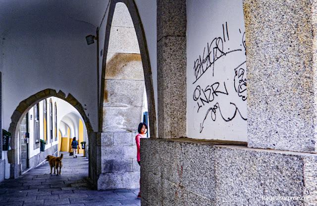 Centro Histórico de Évora, Portugal