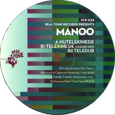 Manoo - Nutelekinesie (Original Mix)
