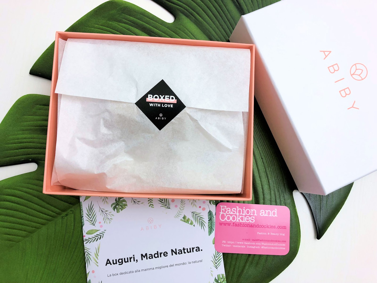 Abiby Beauty Box: bellezza e convenienza su Fashion and Cookies beauty box, beauty blogger