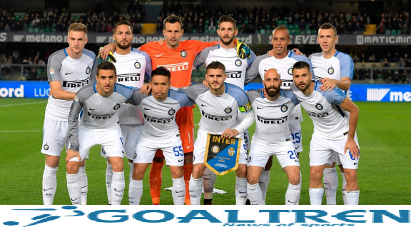 Compete to the headquarters of Verona, Stadio M. A. Bentegodi, Tuesday (31/10) early this morning, Inter won thinly with a score of 2-1. Two winning goals scored by Borja Valero and Ivan Perisic, while one goal replies host scored Giampaolo Pazzini.