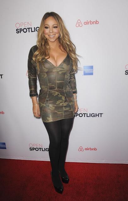 Mariah Carey – Airbnb Open Spotlight in Los Angeles