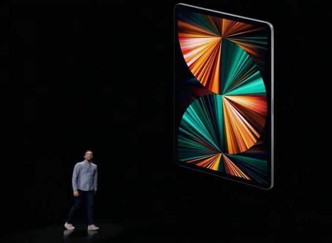 iPad Pro 2021 chip M1 ra mắt