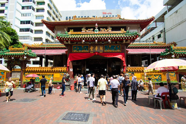 Kwan Im Thong Hood Cho Temple-Little India-Singapore