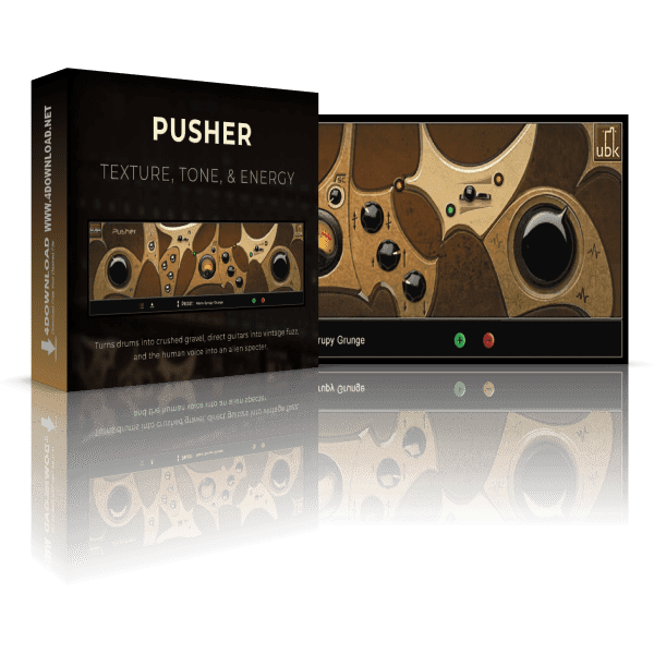 Kush Audio Pusher v1.1.2 Full version