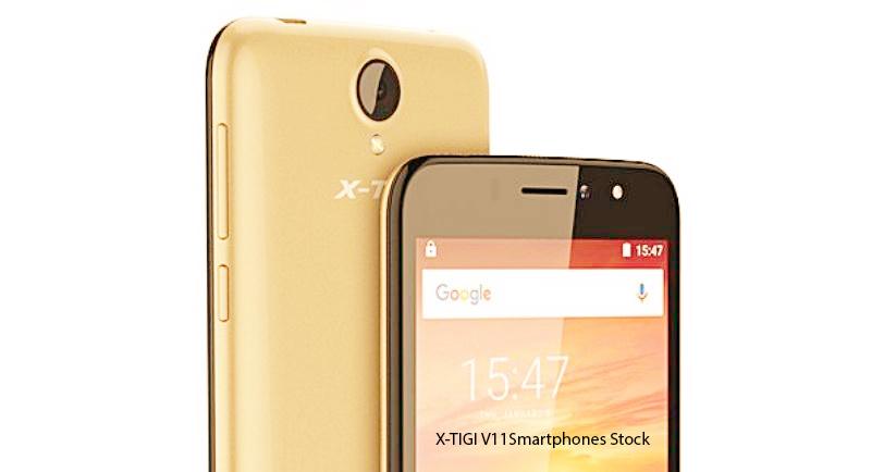 X-TIGI V11 Smartphones Stock Firmware Flash File Free Download - GSM