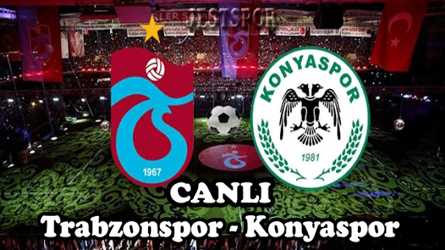 Trabzonspor - Konyaspor Jestspor izle