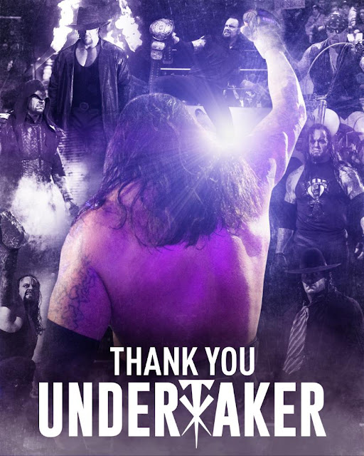 Thank You Under Taker