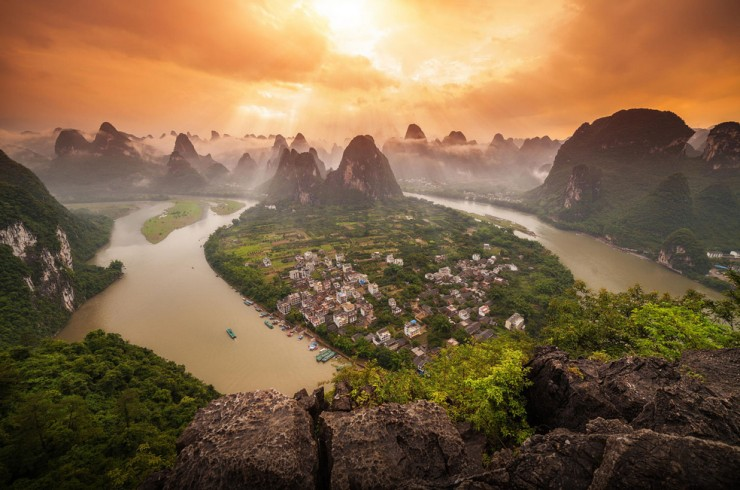Top 10 Staggering Ancient Towns in China - Guilin