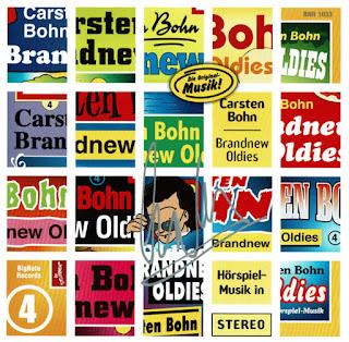 Carsten Bohn's Bandstand - 2018 - Brandnew Oldies Vol. IV