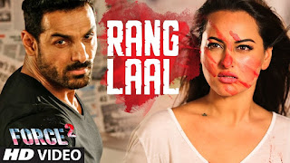 Rang Laal – Frist Son in HD from Movie Force 2 – HD Video Song