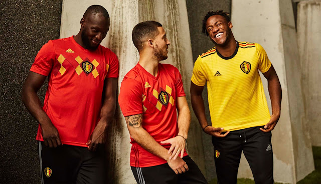 FIFA World Cup 2018 : It Should be.... Belgium!