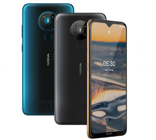 Nokia 5.3 specifications