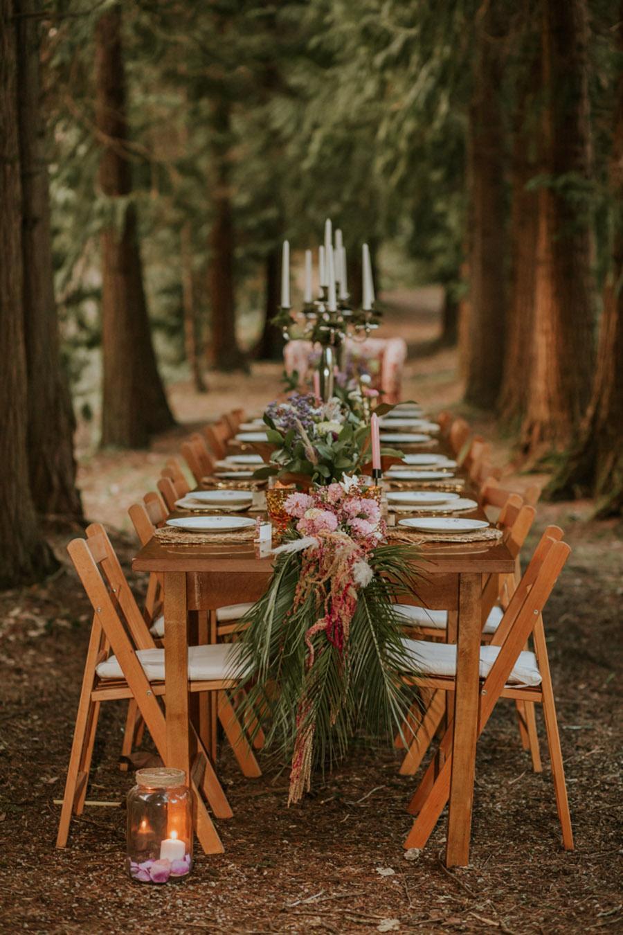 La magia de celebrar en el bosque_8