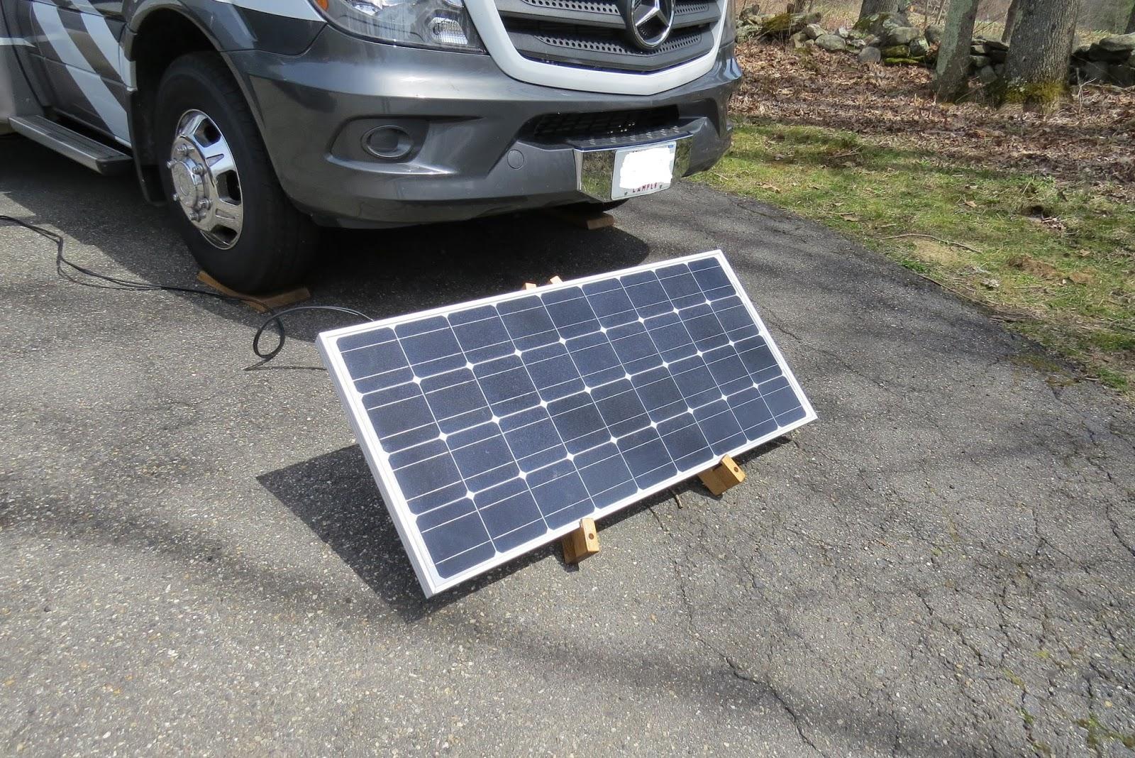rv solar john deere g tractor for sale diy install j dawg journeys fmca forums