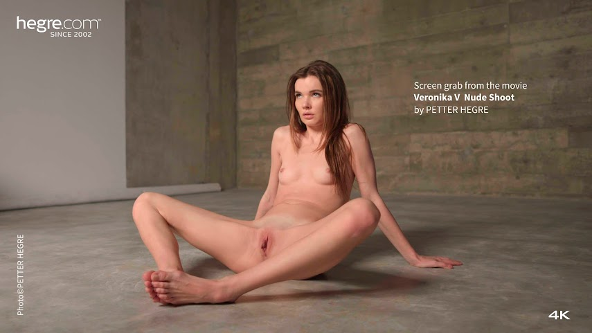 [Hegre-Art] Veronika V - Nude Shoot