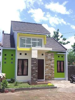 denah rumah ukuran 7x12 tanpa garasi - desain rumah minimalis