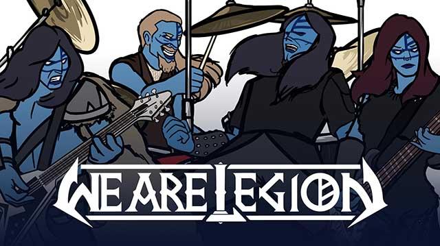 "We Are Legion - ""Metal Warriors Rise"""