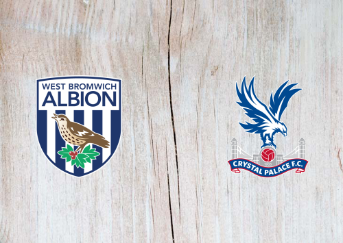 West Bromwich Albion vs Crystal Palace -Highlights 06 December 2020