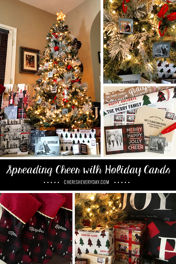 Cherish Everyday: Spreading Cheer with Holiday Cards and Tiny Prints
