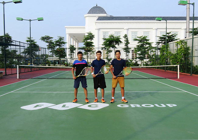 Sân Tennis FLC Sầm Sơn