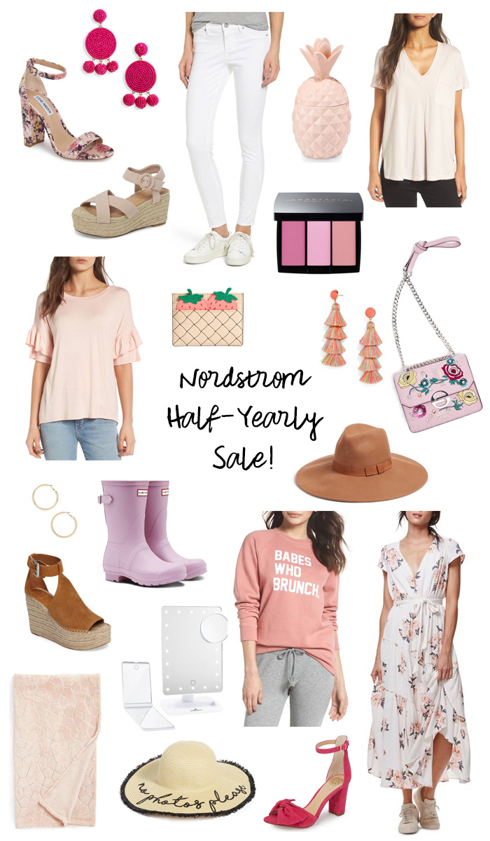 nordstrom half-yearly sale favorites