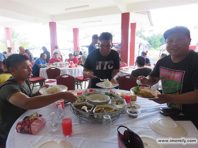 Terengganu Homestay Food & Culture Festival 2019-Homestay Kupang Depu