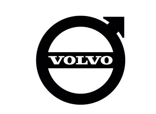 логотип volvo вектор