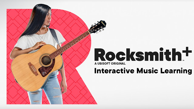 Rocksmith+ Becoming The Next Ubisoft Subscription Service