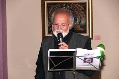 César Peyroux, encuentro, escritores, mina