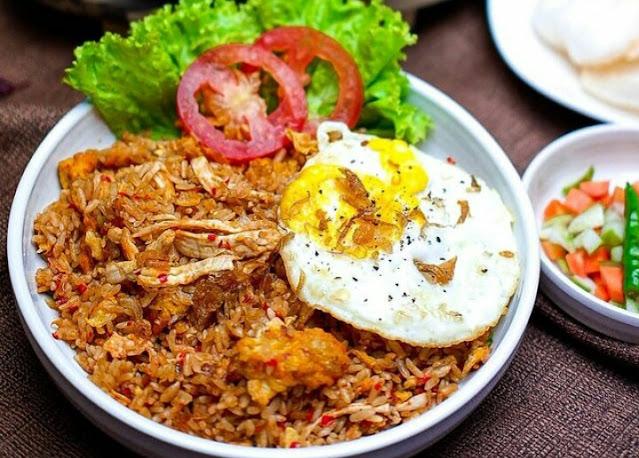 Resep nasi goreng rumahan pedas